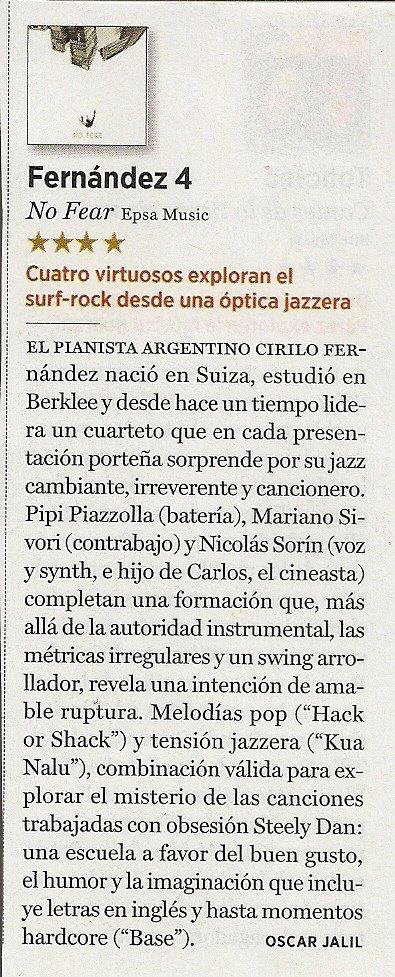 Critica Disco Rolling Stone